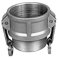 Epa Sales Aluminum Cam And Groove Fittings